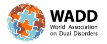 WADD. World Association of Dual Disorders